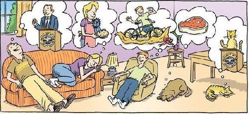 Розкрито секрет чого бажають коти